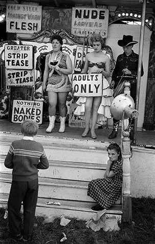 GB.ENGLAND. The English have an ambivalent attitude toward sex (often expressed at an early age). Ignorance surrounding the subject has always been a prime instrument of control. 1958