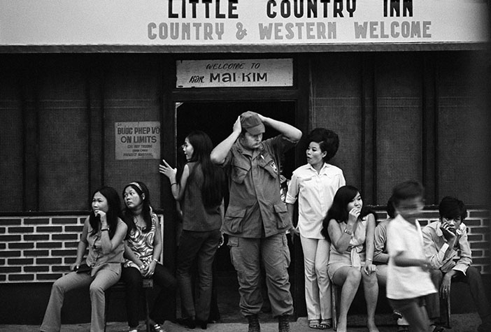 VIETNAM. Can Tho. 1970