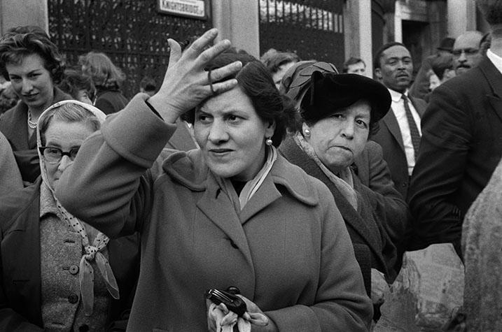 G.B. ENGLAND. London. Londoners. 1959.