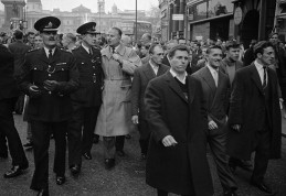 G.B. ENGLAND. London. Fascist leader Oswald Mosley, London. 1960.