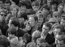 G.B. ENGLAND. Southend-on-sea. Pop concert.1961.