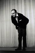 USA. New York City. 1959. Bob HOPE at the Paladium.