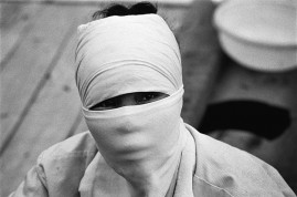 VIETNAM. Vietnamese women traditionally favour a very white complexion and go to great lengths to protect themselves from the sun. 2000.