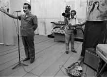 VIETNAM. Chien Hoi Tet Party. 1971