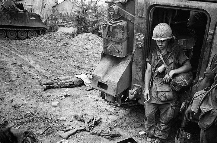 VIETNAM. The battle for Saigon. The problem with