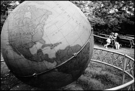 USSR. Moscow. 1963. Gorky Park.