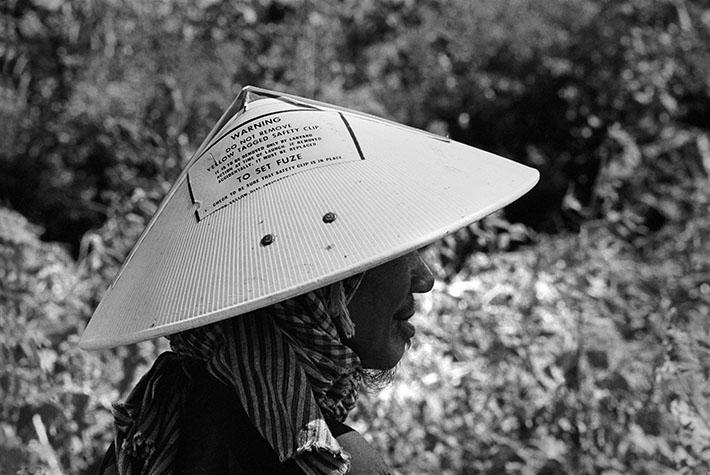VIETNAM. South Vietnam. Ba Cho. 1971
