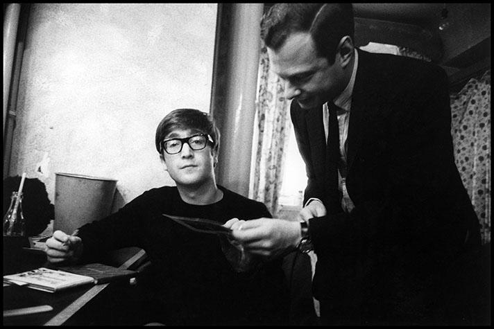 G.B. ENGLAND. 1961. John LENNON.